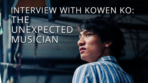 Cream of the C-pop #3: Interview with Kowen Ko 柯智棠 – The Unexpected Musician