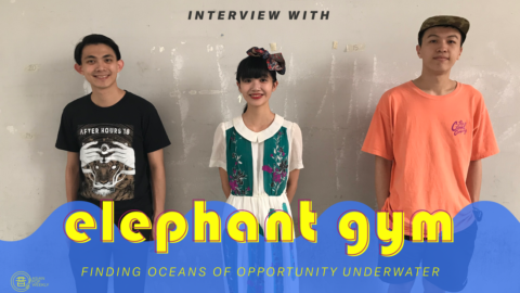 Interview with Elephant Gym 大象體操 – Finding Oceans of Opportunity Underwater