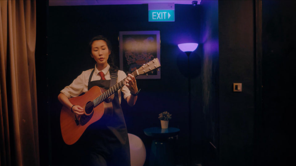 Music Video Premiere: Indie Chanteuse Adia Tay Drops 'Kabukicho Love Hotel' Inspired MV For Song 'Kabukicho'