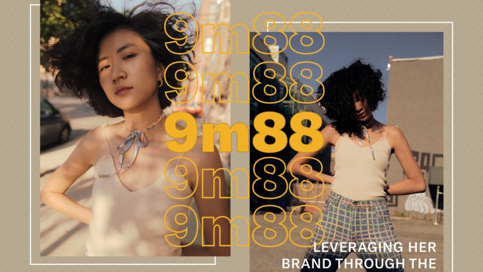 The Curious Case of 9m88 – Leveraging Her Brand Through The Art of Collaboration