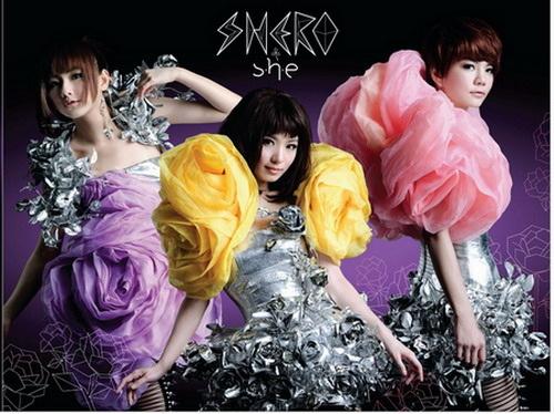 [Album Review] S.H.E. – SHERO (2010)