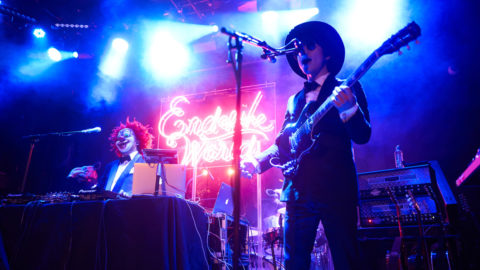 Live Review: SEKAI NO OWARI 'End of the World' @ The Bowery Ballroom, New York (2016)