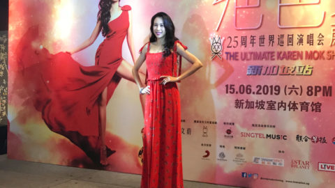 Karen Mok 莫文蔚 Brings Last Big Pop Concert To Singapore; Announces Future Forages Into Musical Theatre