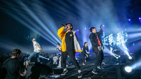 Live Review: Long Hu Men Festival 龍虎門音樂節 @ NTU Sports Stadium, Taipei (28 Apr 2018)