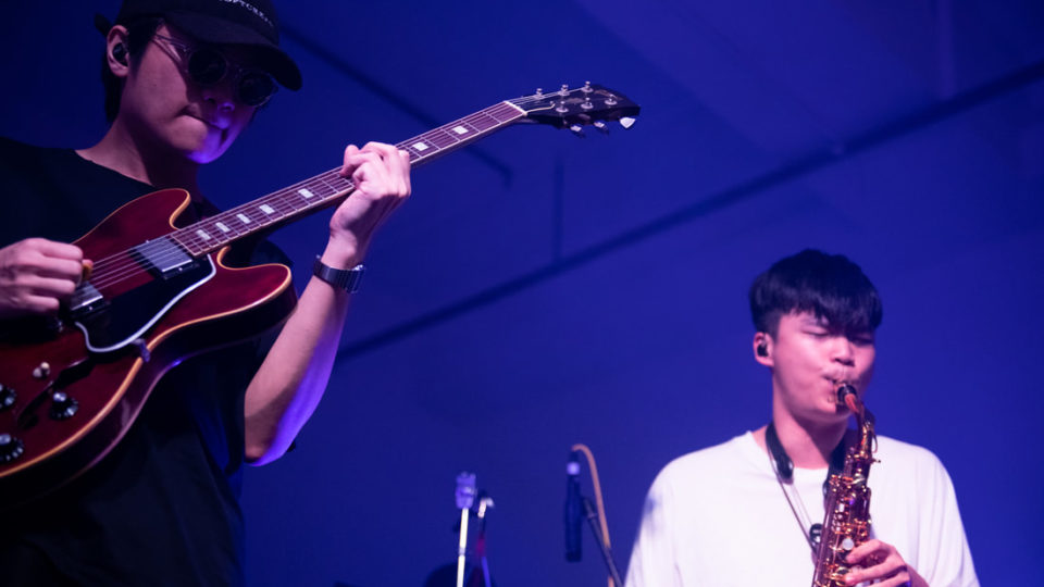 Live Review: Sunset Rollercoaster 落日飛車: Business Trip Tour @ EBX Live Space, Singapore (20 Feb 2019)