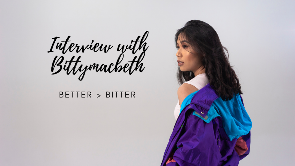 Interview with bittymacbeth – Better > Bitter