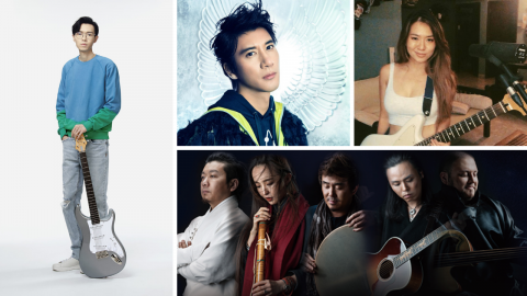 Spotlight On: Khalil Fong, Wang Leehom, inch chua, HAYA Band – Championing The Intersection Between Music & Environmentalism