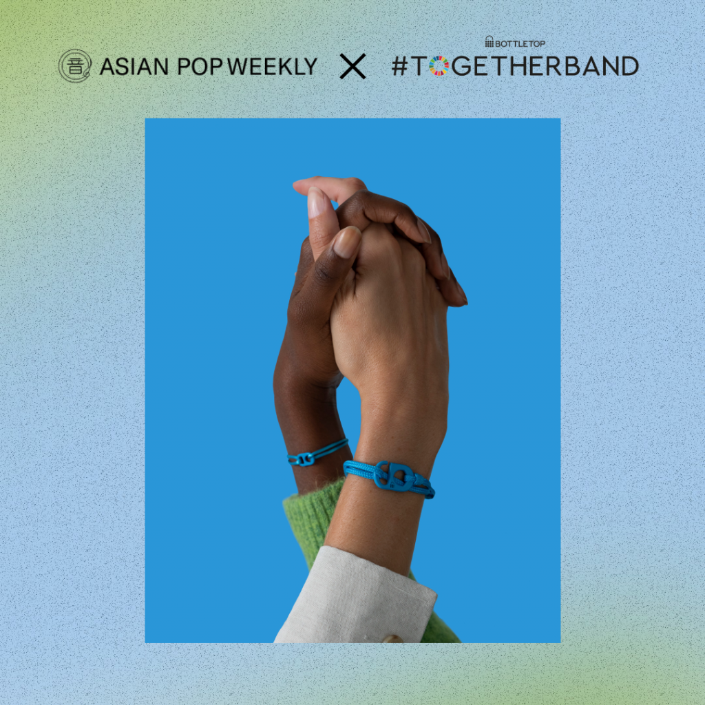 Asian Pop Weekly x #TogetherBand