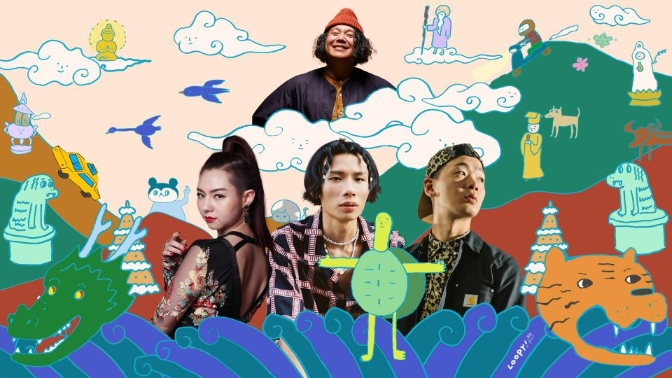 [PREMIERE] Worlds Collide As Aussie Act Matt Hsu's Obscure Orchestra Partners with Cait Lin, ILL MO & CHUNYAN on '70s Inspired Track 'Welcome To The Neighbourhood 就當家裡'